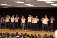 Teacher Talent Show Performance